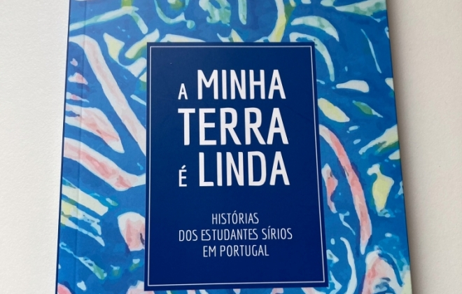 """BREAKING NEWS: RELEASE OF """"My Beautiful Homeland: Stories of Syrian Students in Portugal"""" (Portuguese edition)"""