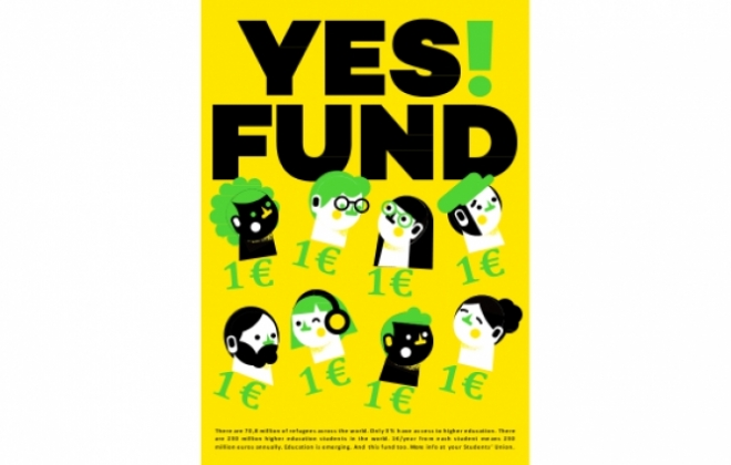 ANNOUNCING THE YES FUND ON THE OCCASION OF THE WORLD REFUGEE DAY