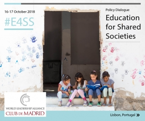 Education for Shared Societies Policy Dialogue