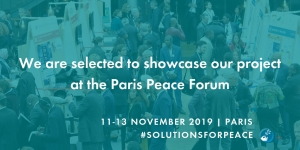 RRM for Higher Education in Emergencies will be featured at the Paris Peace Forum