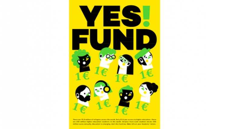 The YES FUND Campaign is almost ………………..ON!