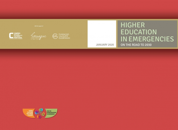 Breaking news - a new revised & expanded edition of Higher Education in Emergencies now released