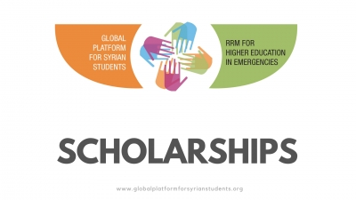 Call for Applications for Scholarships in 2020: SYRIAN STUDENTS IN SPAIN