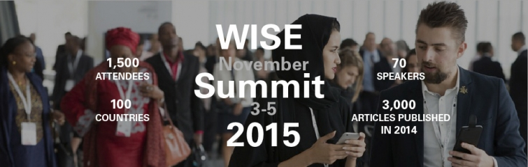 2015 WISE Summit!